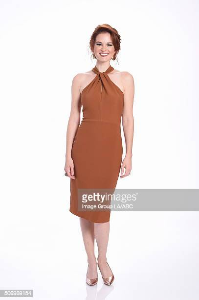 TOUR 2016 The cast and executive producers of ABC series graced the carpet at Disney | ABC Television Group's Winter Press Tour 2016 SARAH