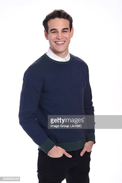 TOUR 2016 The cast and executive producers of Freefrom series graced the carpet at Disney | ABC Television Group's Winter Press Tour 2016 ALBERTO
