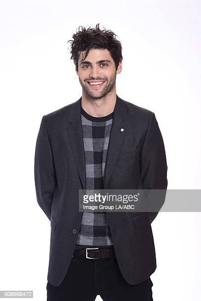 TOUR 2016 The cast and executive producers of Freefrom series graced the carpet at Disney | ABC Television Group's Winter Press Tour 2016 MATTHEW