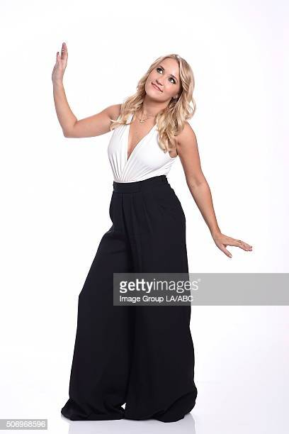 TOUR 2016 The cast and executive producers of Freefrom series graced the carpet at Disney | ABC Television Group's Winter Press Tour 2016 EMILY