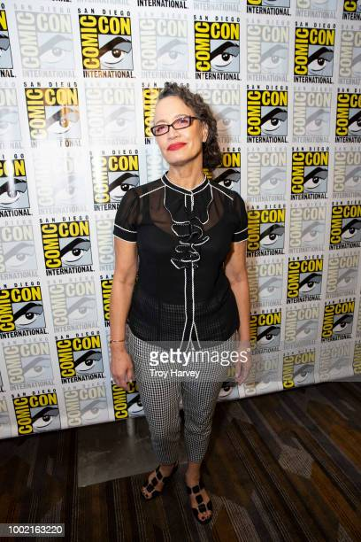 The cast and executive producers of Freeforms fan favorite mermaid drama series, Siren attend 2018 San Diego Comic-Con. RENA OWEN