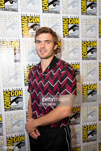 The cast and executive producers of Freeforms fan favorite mermaid drama series, Siren attend 2018 San Diego Comic-Con. ALEX ROE