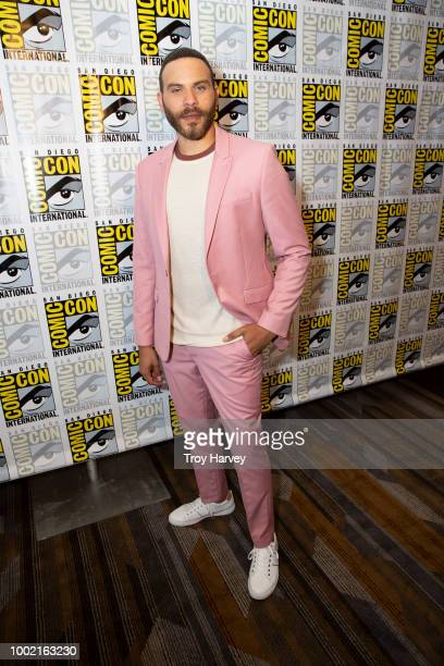 The cast and executive producers of Freeforms fan favorite mermaid drama series, Siren attend 2018 San Diego Comic-Con. IAN VERDUN