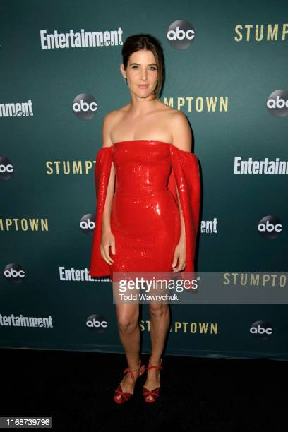 "The cast and executive producers of ""Stumptown"" celebrate the upcoming premiere of the highly anticipated fall series at an exclusive red carpet..."