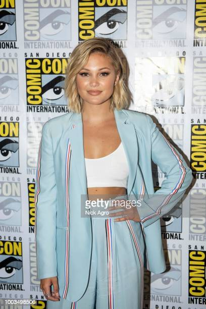 S CLOAK DAGGER The cast and executive producers of the Freeforms criticallyacclaimed series Marvels Cloak Dagger attend 2018 San Diego ComicCon OLIVIA