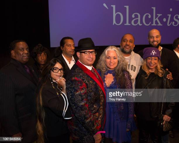 ISH The cast and executive producers of Walt Disney Television via Getty Images's critically acclaimed hit comedy blackish celebrates the 100th...