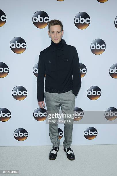 TOUR 2015 The cast and executive producers of ABC series graced the carpet at Disney | ABC Television Group's Winter Press Tour 2015