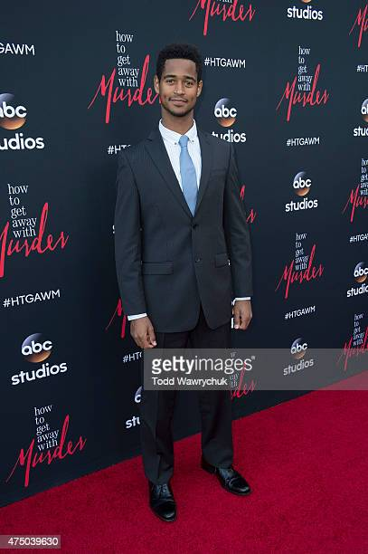 MURDER The cast and executive producers of ABC's hit series 'How To Get Away With Murder' attended The Academy of Television Arts Sciences' 'For Your...