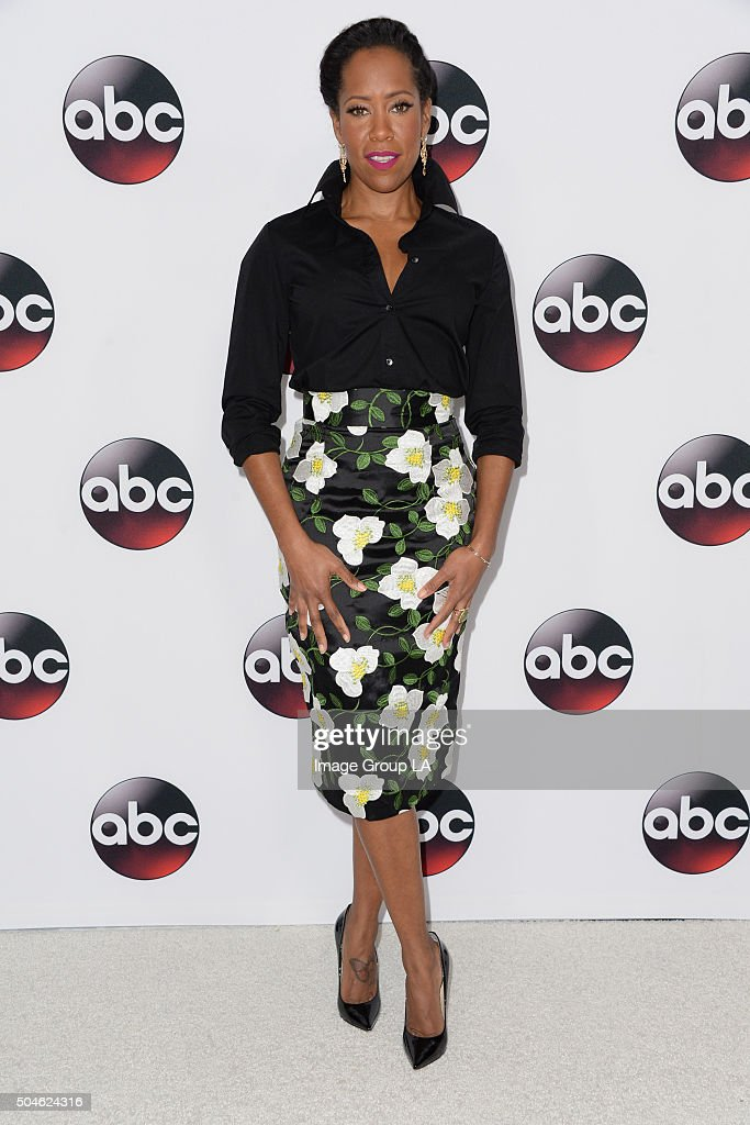 TOUR 2016 - The cast and executive producers of ABC series graced the carpet at Disney | ABC Television Group's Winter Press Tour 2016. REGINA