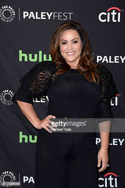 HOUSEWIFE The cast and executive producers of Walt Disney Television via Getty Images's American Housewife attended the 10th Annual PaleyFest Fall TV...