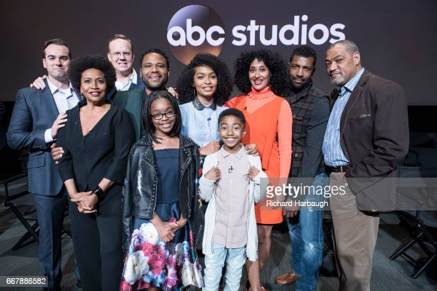 ISH The cast and executive producers of ABC's critically acclaimed hit comedy 'blackish' attended the ABC Studios 'For Your Consideration' event at...