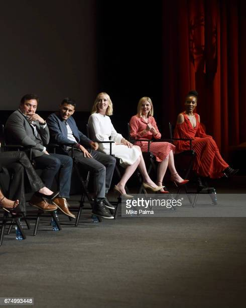 CRIME The cast and executive producers of ABC's critically acclaimed Limited Series American Crime attended the ABC Studios For Your Consideration...