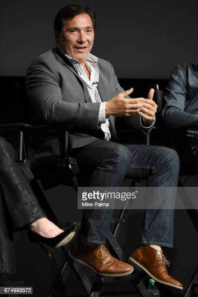 CRIME The cast and executive producers of Walt Disney Television via Getty Images's critically acclaimed Limited Series American Crime attended the...