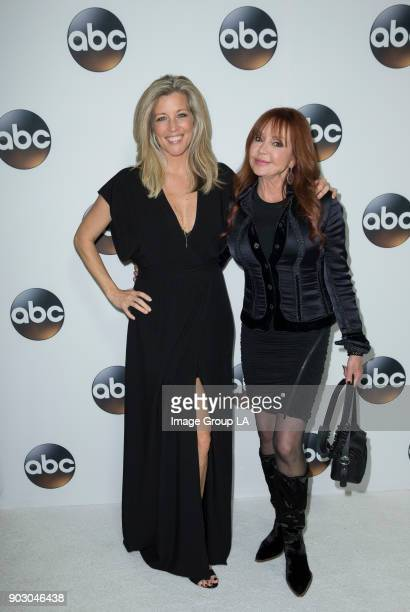 TOUR 2018 The cast and executive producers of ABC series graced the carpet at Disney | ABC Television Group's Winter Press Tour 2018 LAURA