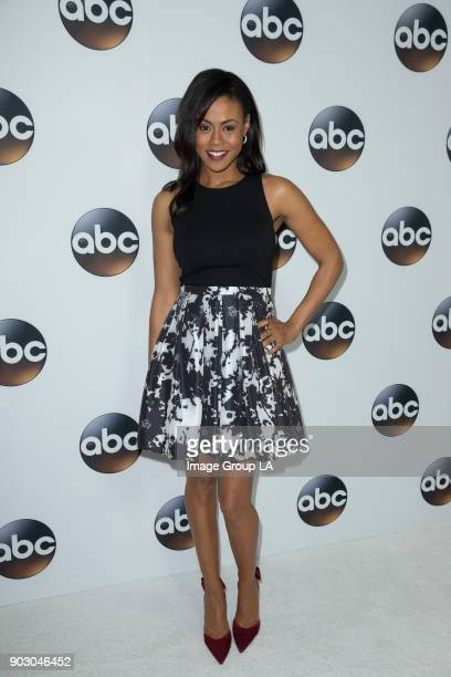 TOUR 2018 The cast and executive producers of ABC series graced the carpet at Disney | ABC Television Group's Winter Press Tour 2018 VINESSA