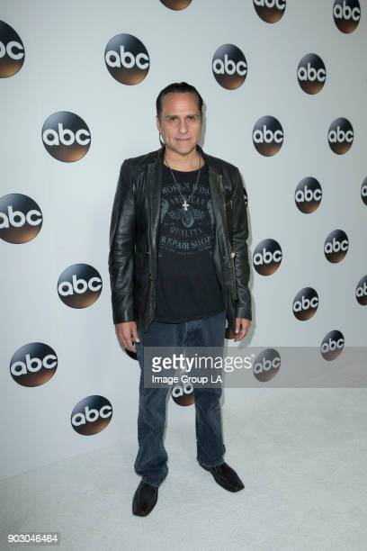 TOUR 2018 The cast and executive producers of ABC series graced the carpet at Disney | ABC Television Group's Winter Press Tour 2018 MAURICE