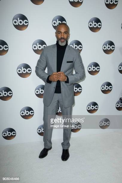 TOUR 2018 The cast and executive producers of ABC series graced the carpet at Disney | ABC Television Group's Winter Press Tour 2018 DONNELL