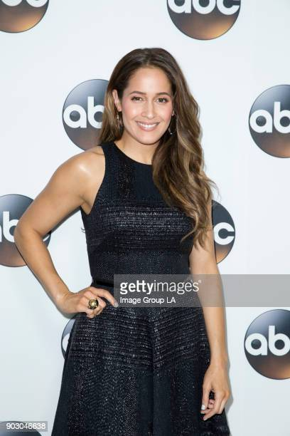 TOUR 2018 The cast and executive producers of ABC series graced the carpet at Disney | ABC Television Group's Winter Press Tour 2018 JAINA