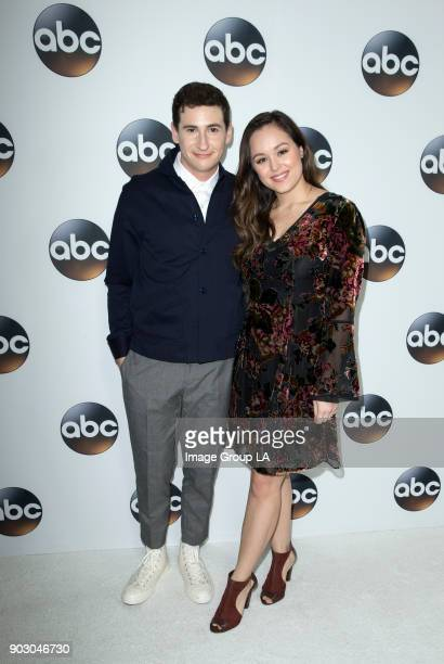 TOUR 2018 The cast and executive producers of ABC series graced the carpet at Disney | ABC Television Group's Winter Press Tour 2018 SAM
