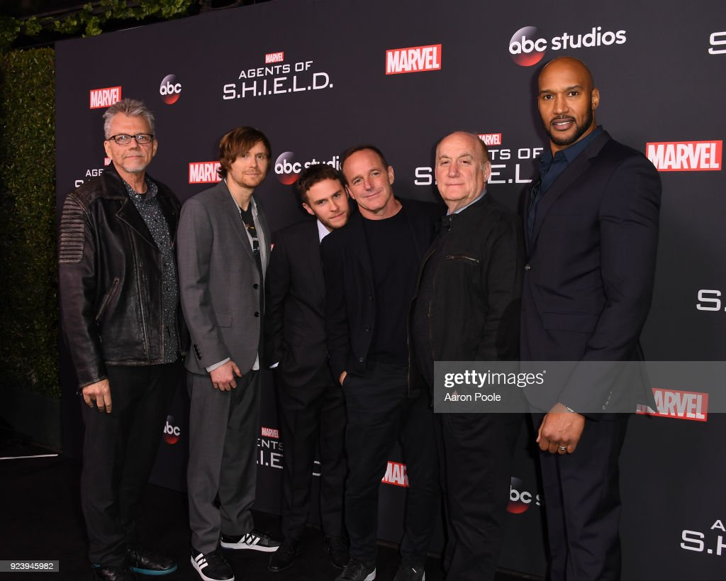 Marvels Agents of SHIELD 100th Episode Party