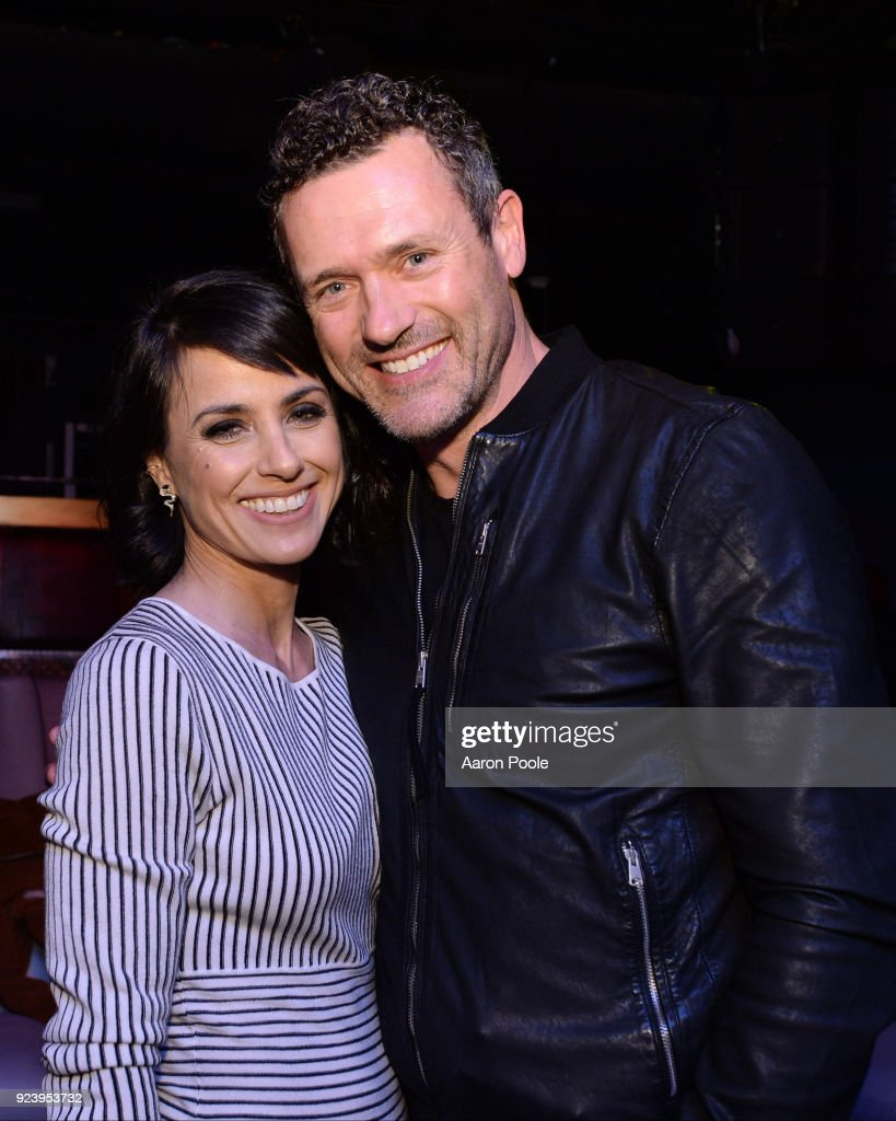 Marvels Agents of SHIELD 100th Episode Party : News Photo