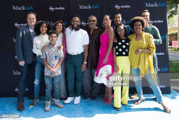 ISH The cast and executive producers of Walt Disney Television via Getty Images's criticallyacclaimed hit comedy blackish attended the Walt Disney...
