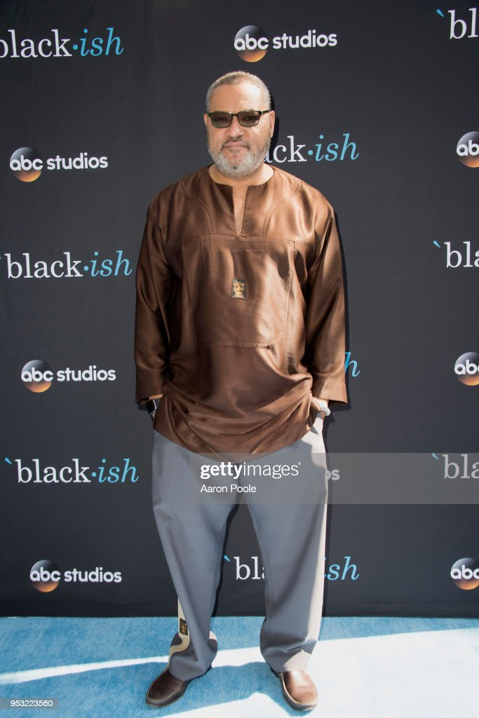 ISH - The cast and executive producers of ABC's critically-acclaimed hit comedy 'black-ish' attended the ABC Studios 'For Your Consideration' event at The Walt Disney Studios in Burbank, CA on Saturday, April 28, 2018. LAURENCE