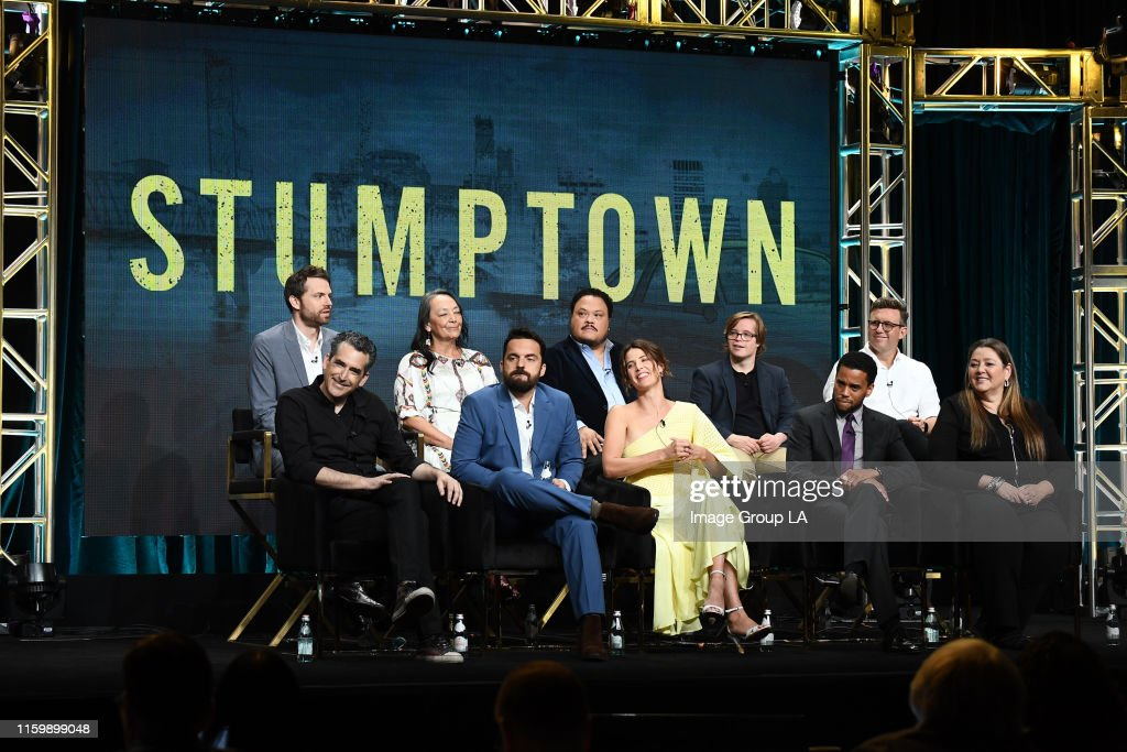 ABC's Coverage Of Disney, Freeform & ABC Television Group's 2019 Summer TCA Tour : News Photo