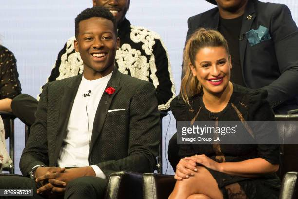 TOUR 2017 The cast and producers of ABC's The Mayor at Disney | ABC Television Group's Summer Press Tour 2017 at The Beverly Hilton in Beverly Hills...