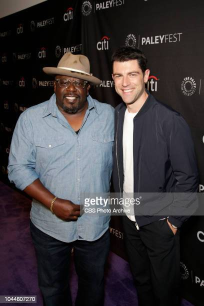 The cast and producers of THE NEIGHBORHOOD at The Paley Center for Media at PaleyFest Fall TV Previews on Wednesday, Sept. 12. Pictured : Cedric the...