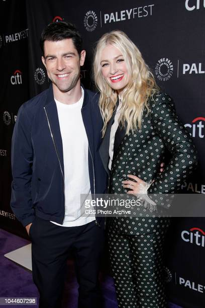 The cast and producers of THE NEIGHBORHOOD at The Paley Center for Media at PaleyFest Fall TV Previews on Wednesday, Sept. 12. Pictured : Max...