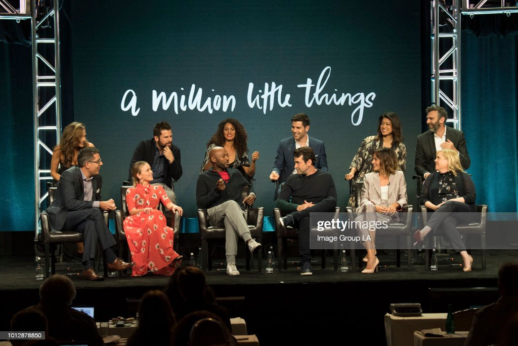 ABC's Coverage Of Disney, Freeform & ABC Television Group's 2018 Summer TCA Tour : News Photo