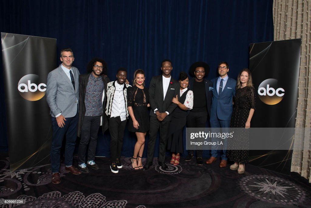 ABC's Coverage Of Disney, Freeform & ABC Television Group's 2017 Summer TCA Tour : News Photo