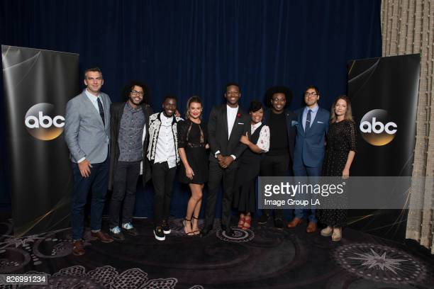 TOUR 2017 The cast and producers of ABC's 'The Mayor' at Disney | ABC Television Group's Summer Press Tour 2017 at The Beverly Hilton in Beverly...