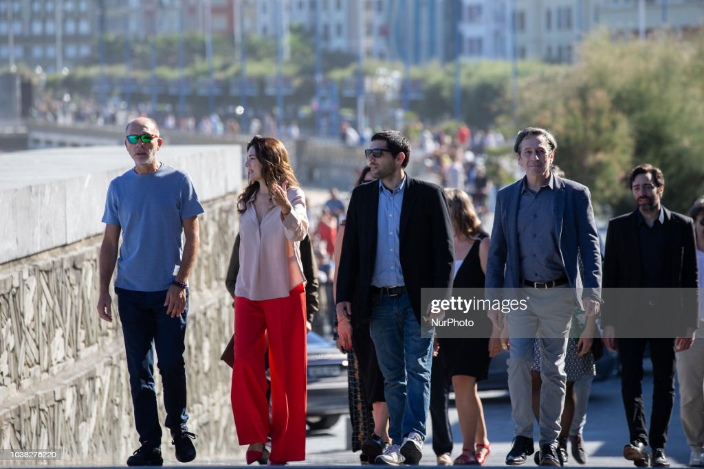 'Rojo' Photocall - 66th San Sebastian Film Festival