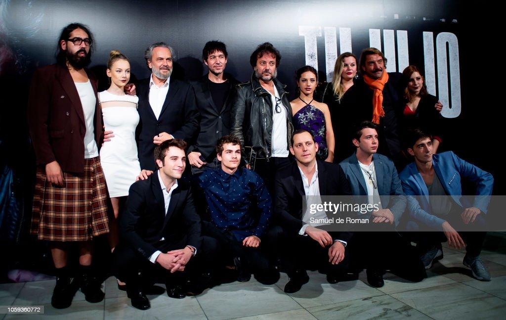 'Tu Hijo' Madrid Premiere : Fotografía de noticias