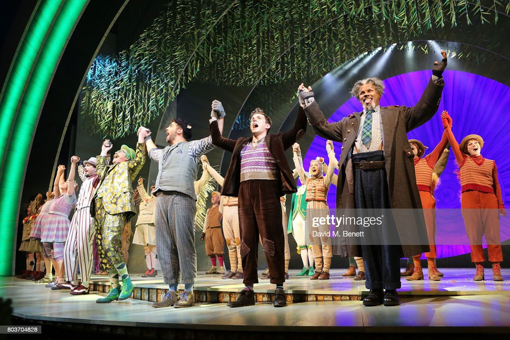 Image result for wind in the willows musical