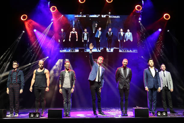 "GBR: ""The Illusionists"" - Press Night - Curtain Call"