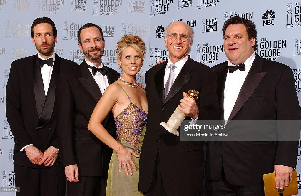 60th Golden Globes - Pressroom : News Photo