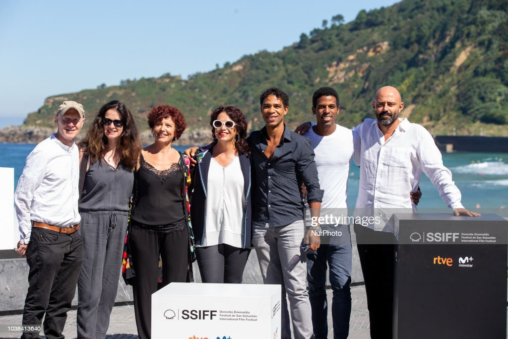 'Yuli' Photocall - 66th San Sebastian Film Festival