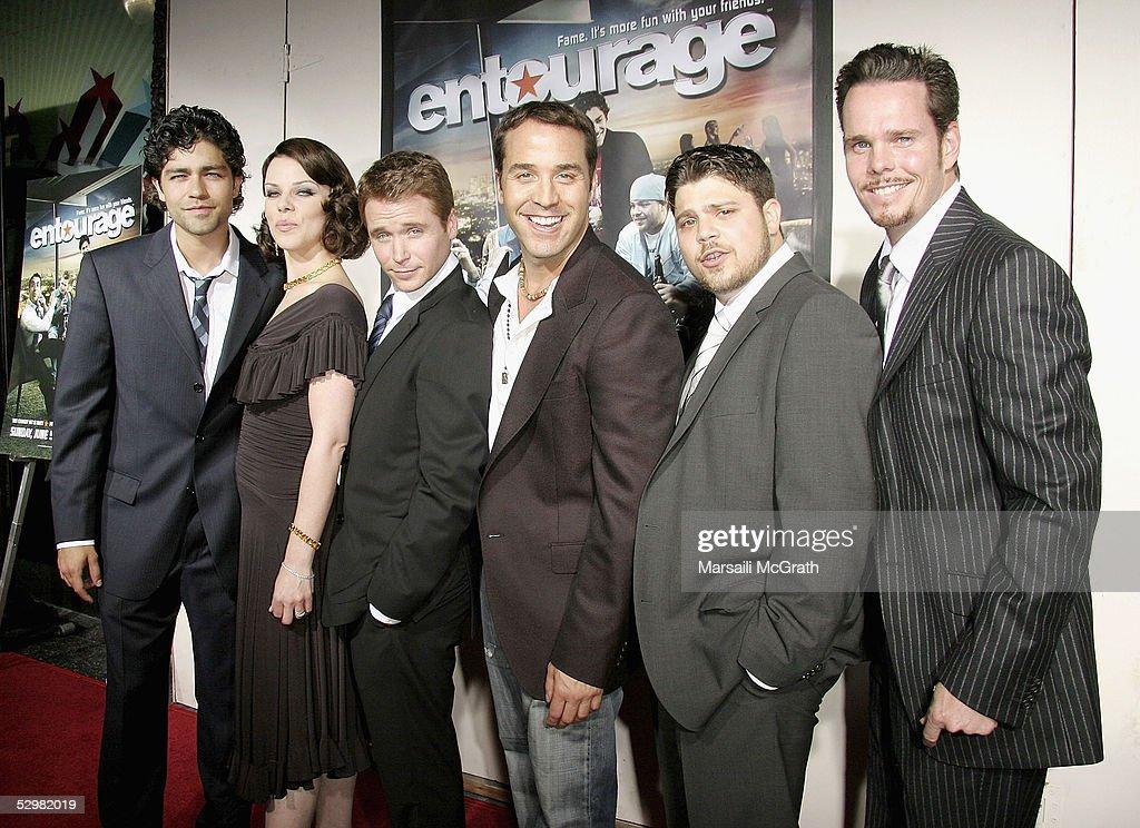 Arrivals for HBO Premiere 'Entourage' : News Photo