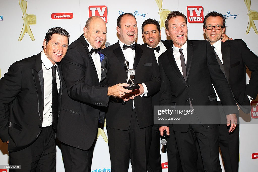 2011 Logie Awards - Awards Room