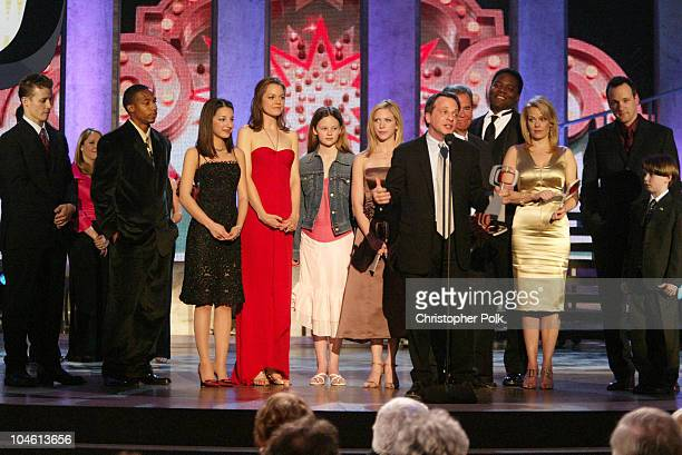 The cast of 'American Dreams' during The TV Land Awards Celebration of Classic TV at Hollywood Palladium in Hollywood CA United States