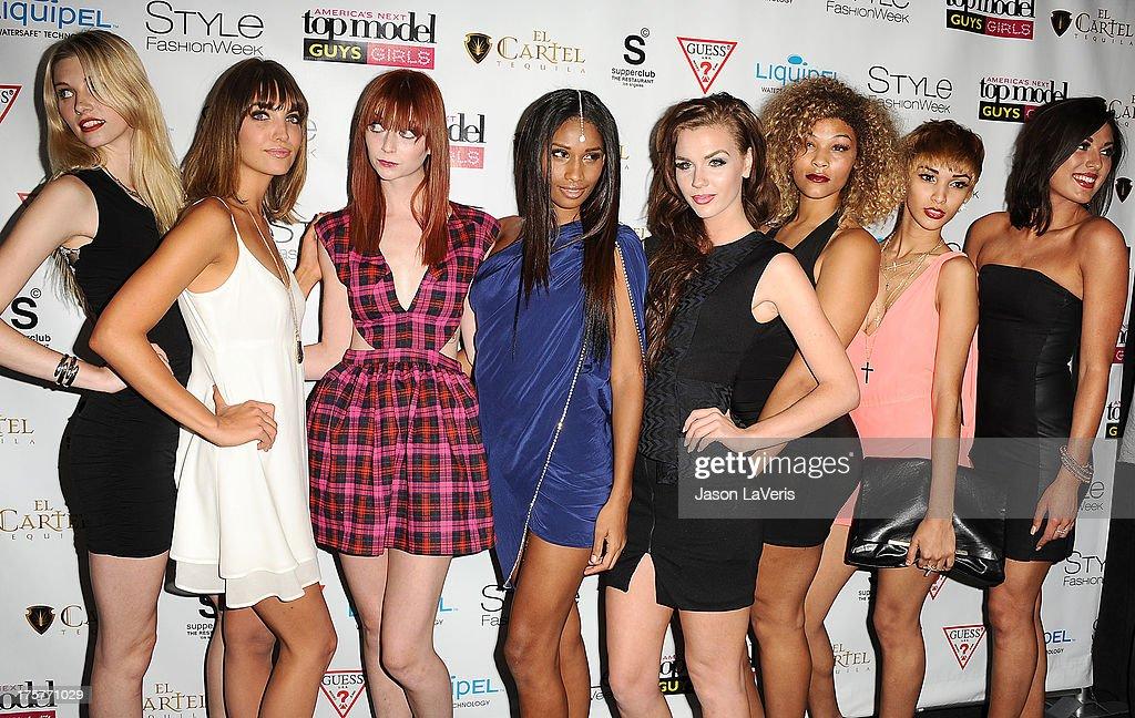 americas next top model season 20 cast