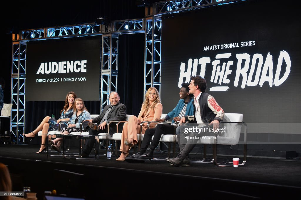 AT&T AUDIENCE Network Summer 2017 TCA Panels : News Photo
