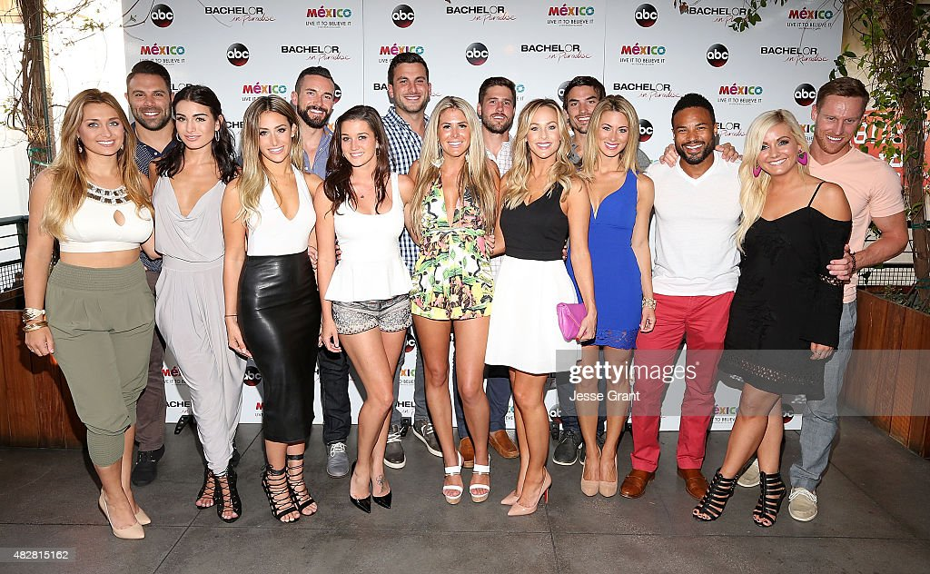 The Cast Of Bachelor In Paradise Season 2 Attend