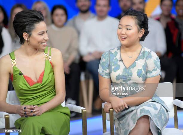 AMERICA The cast of Birds of Prey are guests on Good Morning America on Tuesday February 4 airing on ABC JURNEE