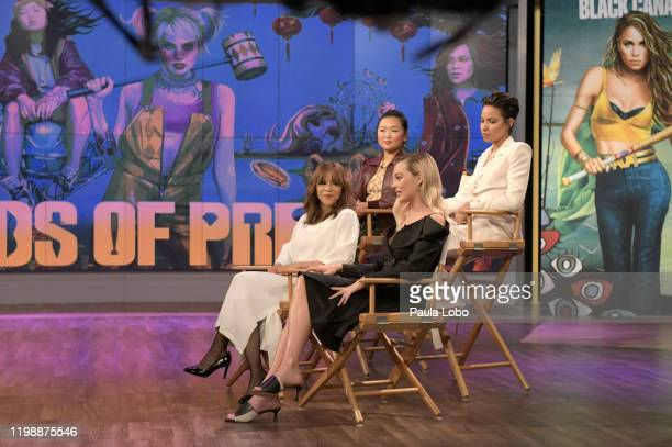 THE VIEW The cast of Birds of Prey are guests today Tuesday February 4 2020 on ABC's The View The View airs MondayFriday 11am12pm ET on ABC BELL