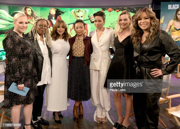 THE VIEW The cast of Birds of Prey are guests today Tuesday February 4 2020 on ABC's The View The View airs MondayFriday 11am12pm ET on ABC HOSTIN
