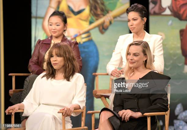THE VIEW The cast of Birds of Prey are guests today Tuesday February 4 2020 on ABC's The View The View airs MondayFriday 11am12pm ET on ABC ROBBIE